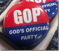 God's Official Party