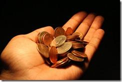Coins in hand-865432, sxc@hu, sufinawaz