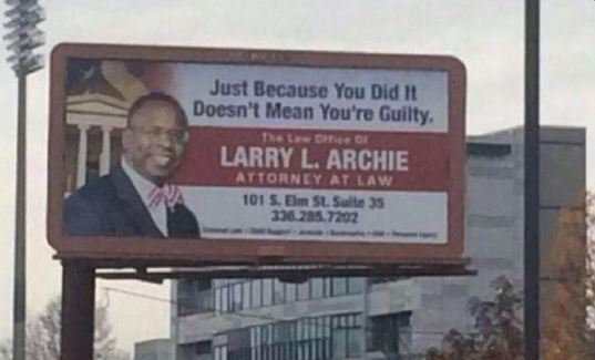 Just because you did it doesn't mean you're guilty,