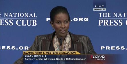 Ayaan Hirsi Ali-c-span'org@video@QM325228-1@islamic-faith-western-civilization